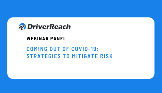 Coming Out of Covid - Strategies to Mitigate Risk