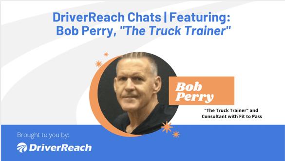 DriverReach Chats _ Bob Perry