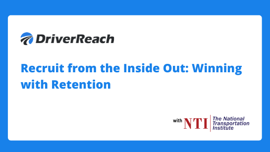Recruit from the Inside Out - Winning with Retention