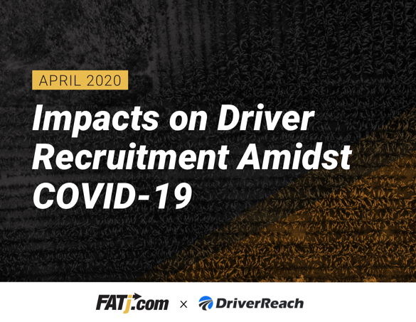 Survey Report Impacts on Driver Recruitment Amidst COVID-19