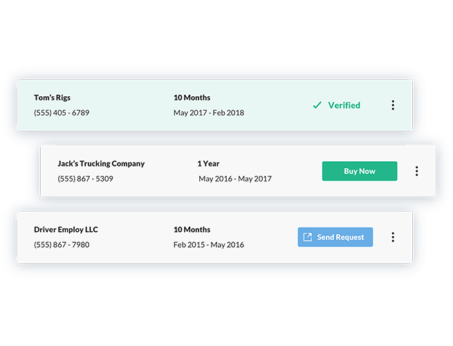 DriverReach Software - VOE Plus