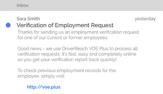 VOE-Plus-redirect-records