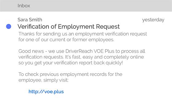 VOE-Plus-redirect-records